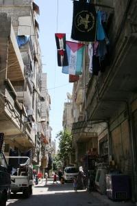 Yarmouk IRIN