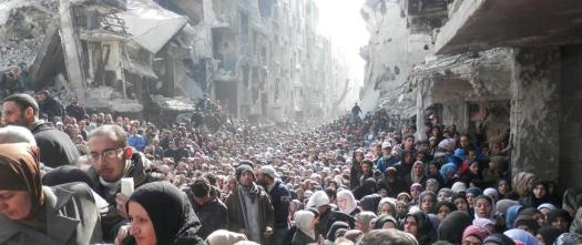 YarmoukCamp